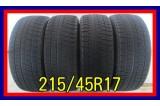 Bridgestone BLIZZAK REVO GZ 215/45R17