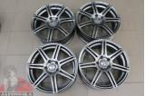 """17"""" дюймов Bridgestone BEO silver 5x114.3"""